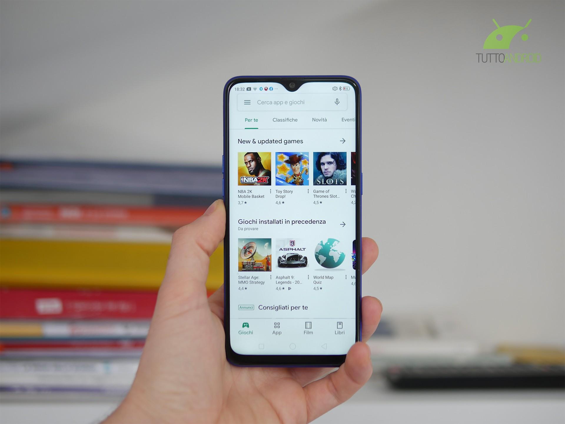 Android In Offerta Ci Sono Sul Play