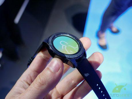 Samsung Galaxy Watch può monitorare la fase REM anche senza la rilevazione continua del battito