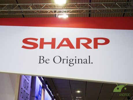 Sharp logo