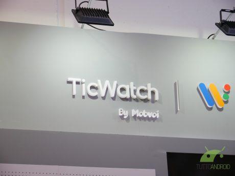 Ticwatch logo
