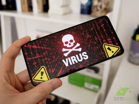 Virus malware trojan vulnerabilita pericolo bug