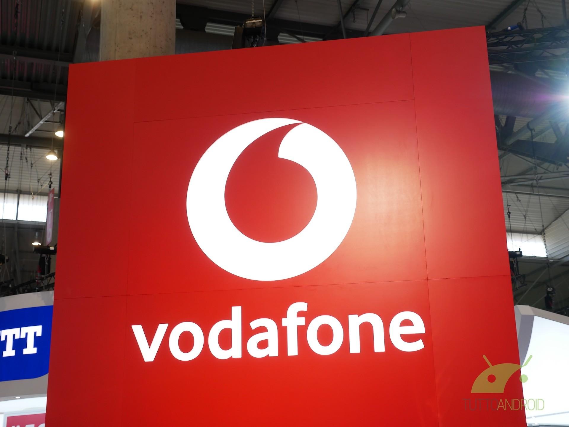 Un semestre in calo per Vodafone fra 5G, accordi strategici
