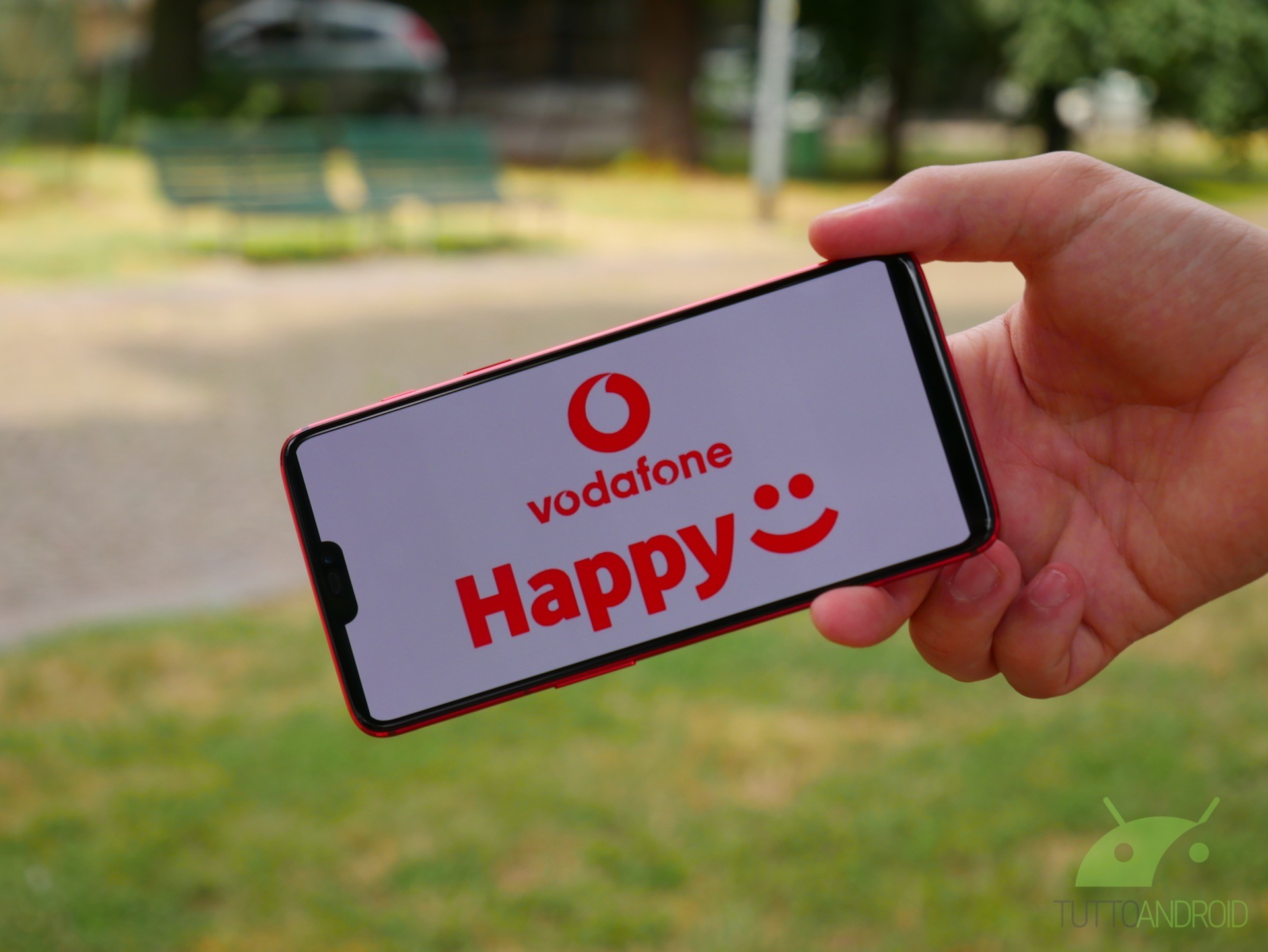 Il Vodafone Happy Friday di domani vi darà 4 regali, fra cui