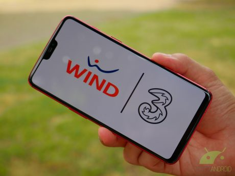 Wind prepara la Super Rete 4.5G e offre a rate Alcatel 1 con All Inclusive Junior
