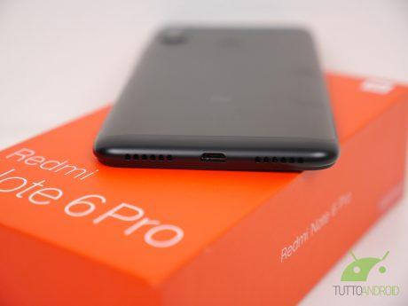 Xiaomi redmi note 6 pro ufficiale