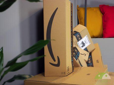 Offerte Amazon pacchi
