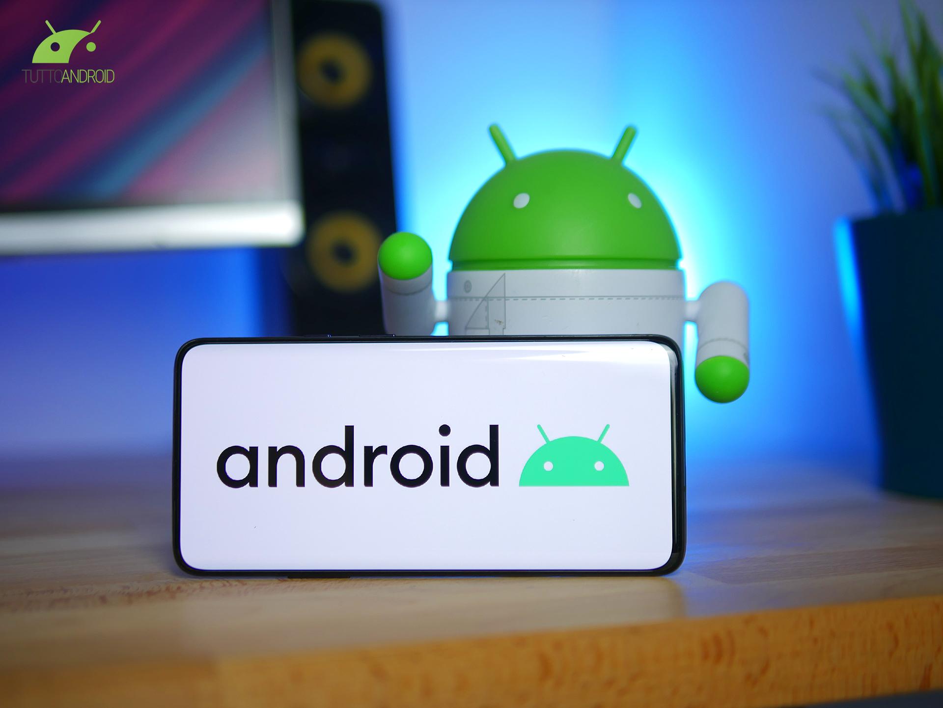 Non usate questo sfondo sul vostro Android, vi blocca lo sma