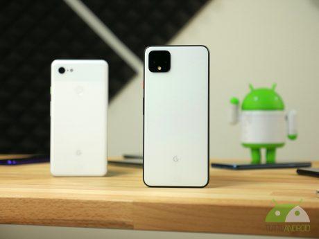 Google pixel smartphone vari