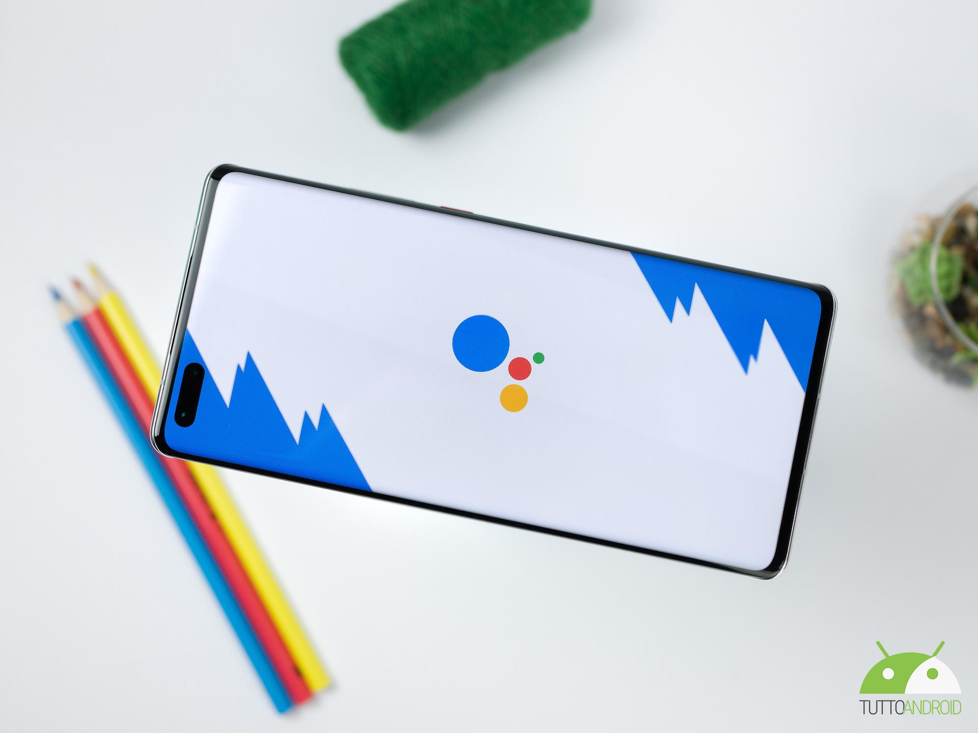 Google Assistant Snapshot diventa più smart con una novità