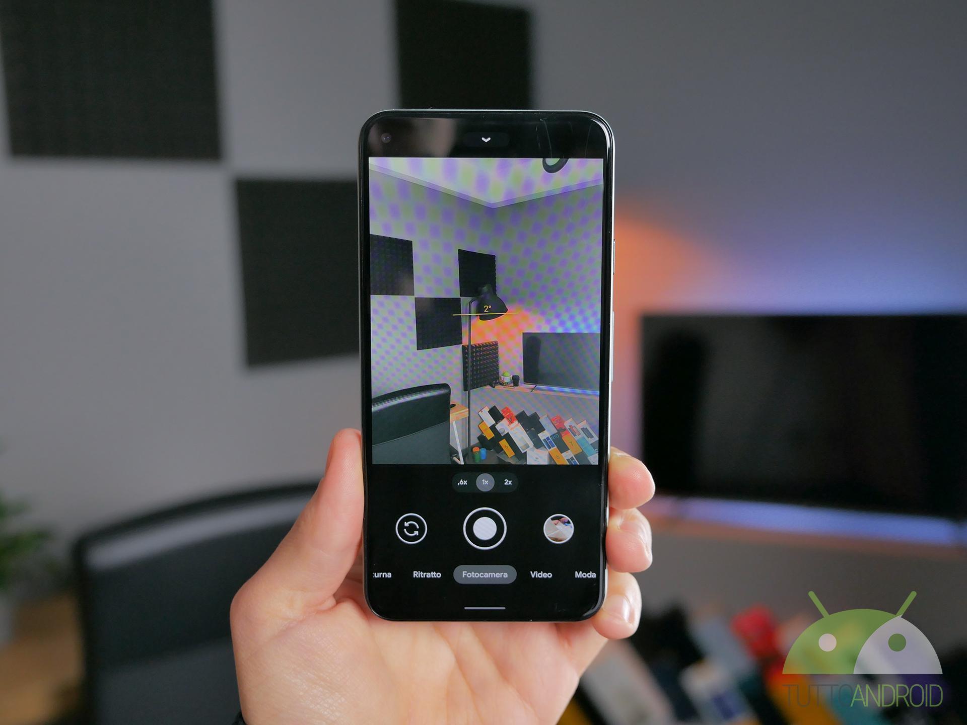 Foto notturna ora opera in automatico nella Google Fotocamera: le novità della nuova versione