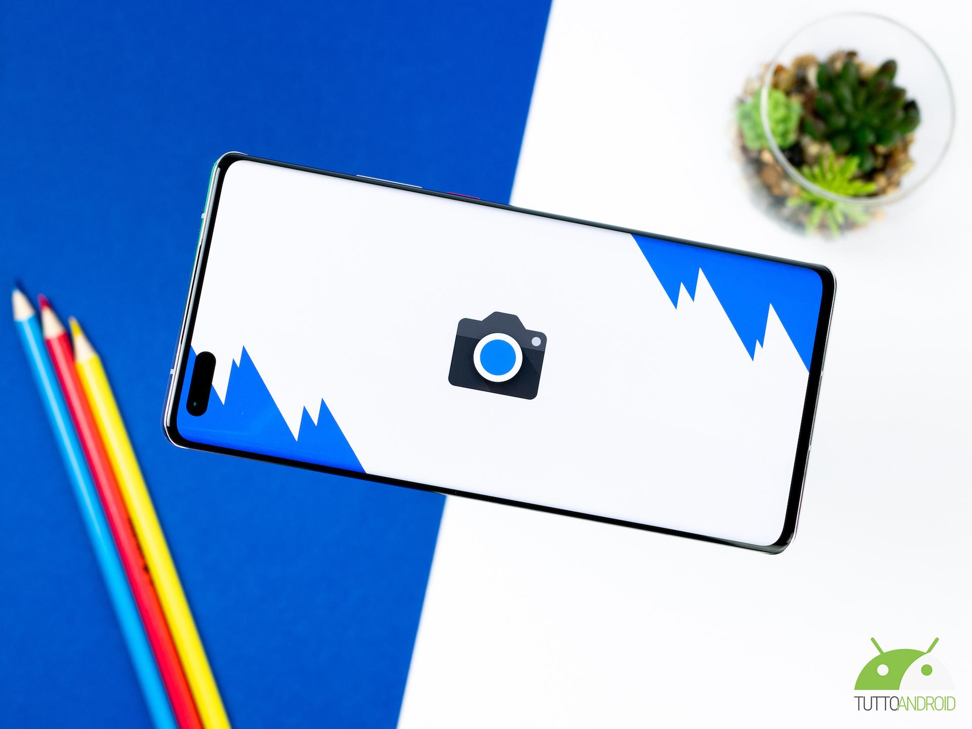 Google Fotocamera si aggiorna con alcune nuove impostazioni: le novità