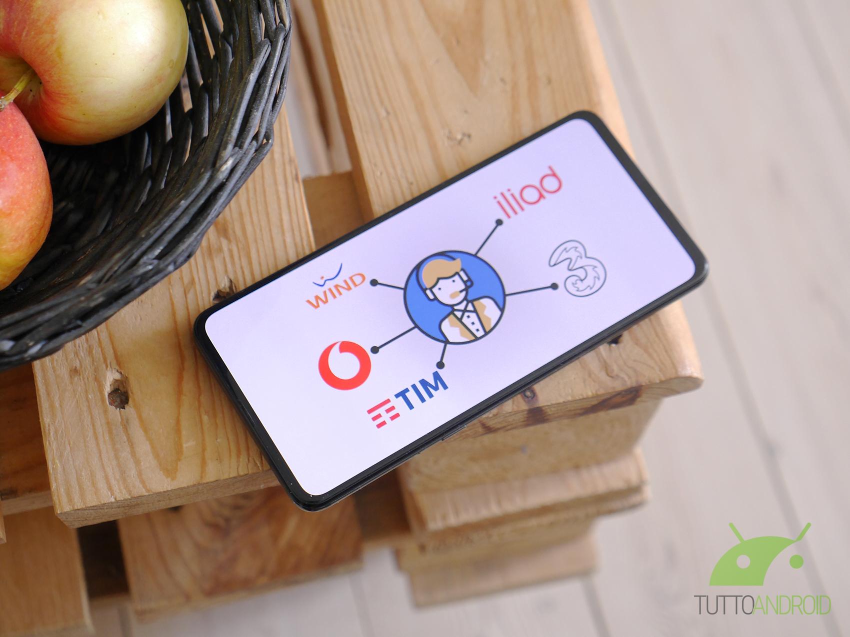 Come stanno Iliad |  TIM |  Vodafone e gli altri? Ce lo dice questo studio
