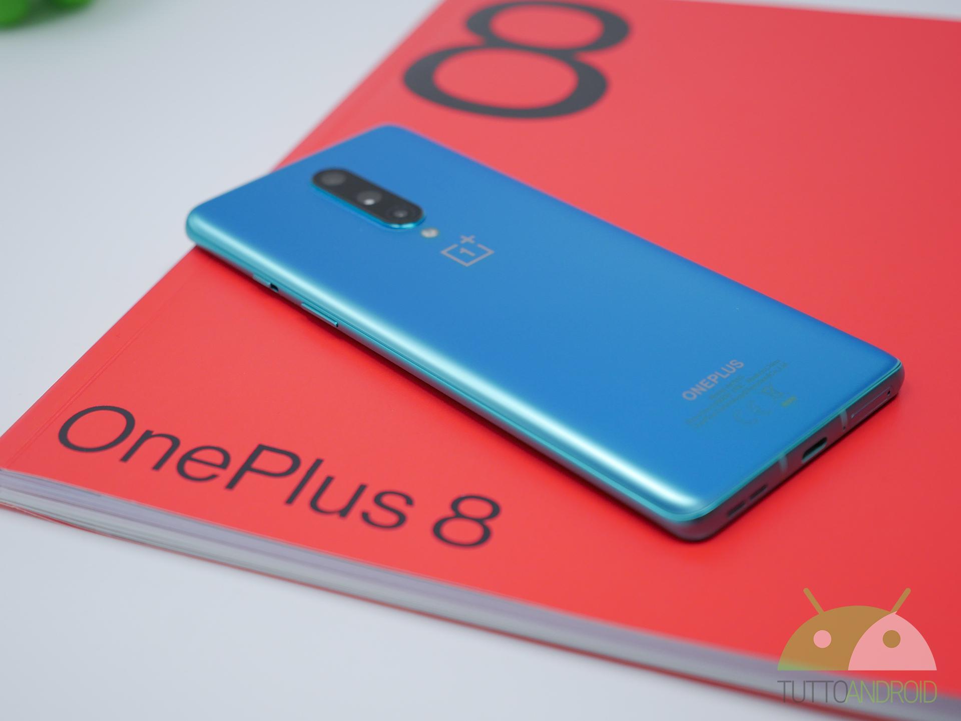 OnePlus 8 è in offerta sul sito ufficiale