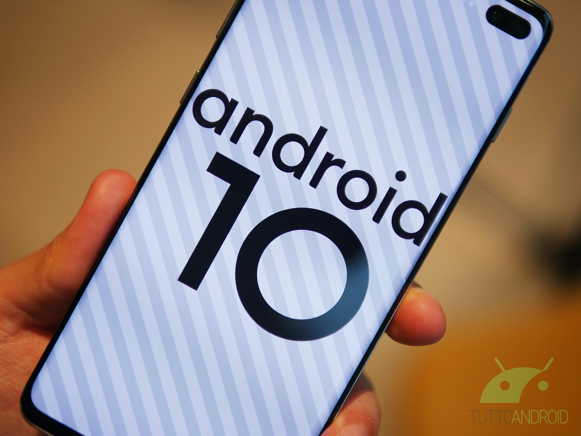 Android 10 piove anche su Mi A3, Moto G5S Plus, LeEco Le 2,
