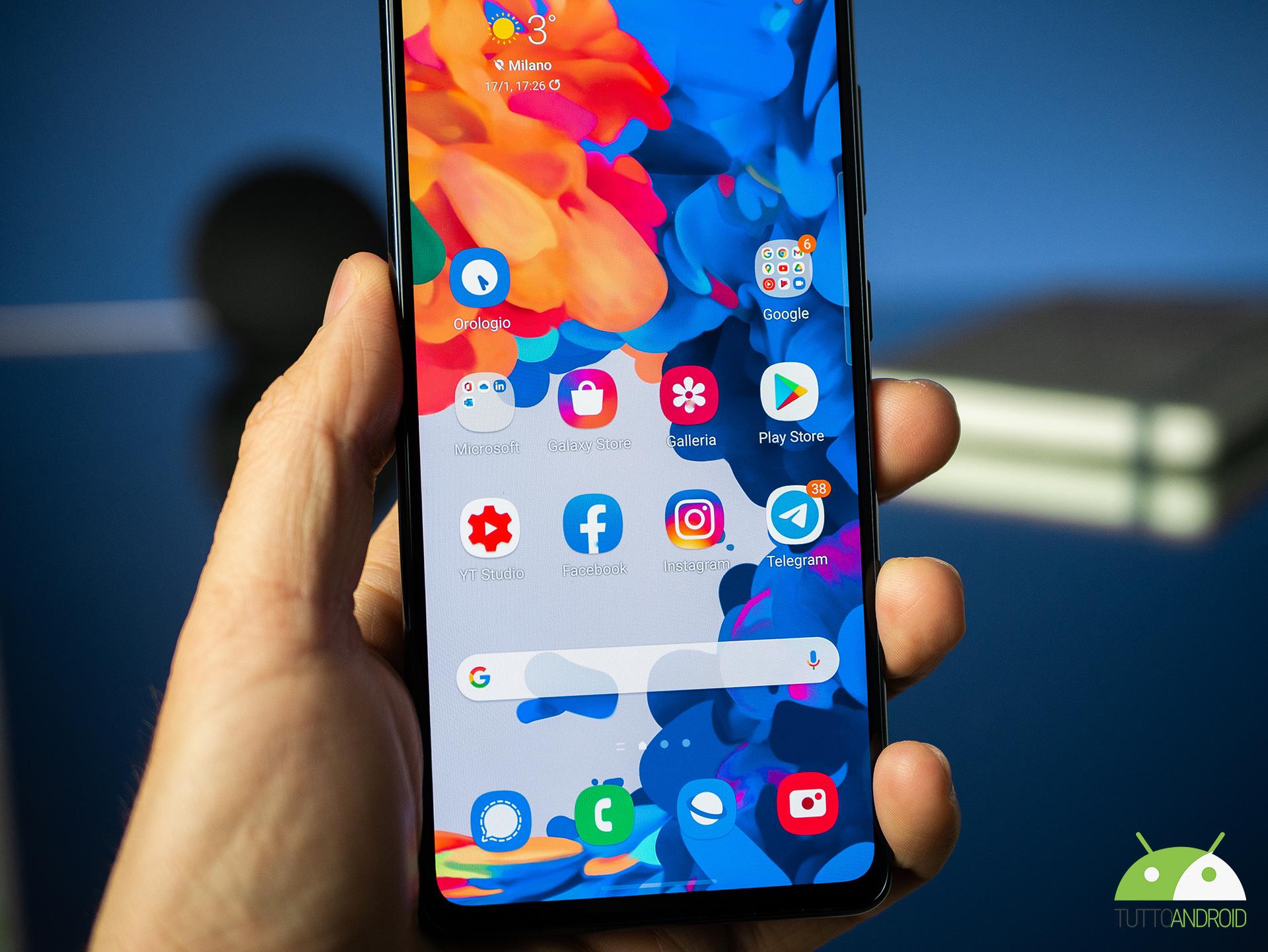 Samsung aggiorna anche il modulo Task Changer con alcune novità