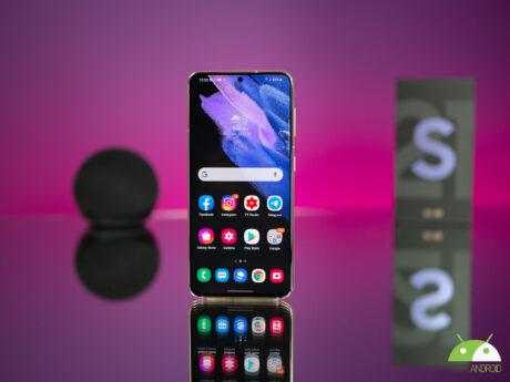 Samsung galaxy s21 display