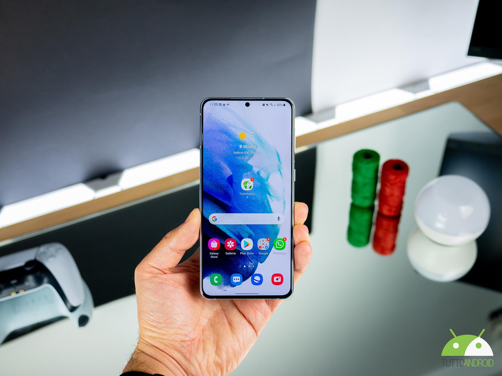 Samsung lancia l'app Quick Share per i …