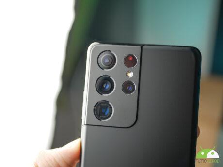 Samsung galaxy s21ultra fotocamere