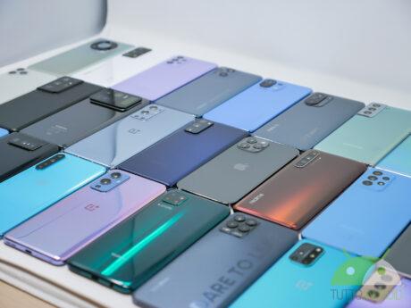 Smartphone vari