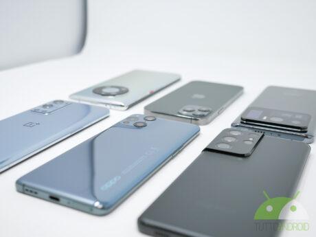 Tanti smartphone