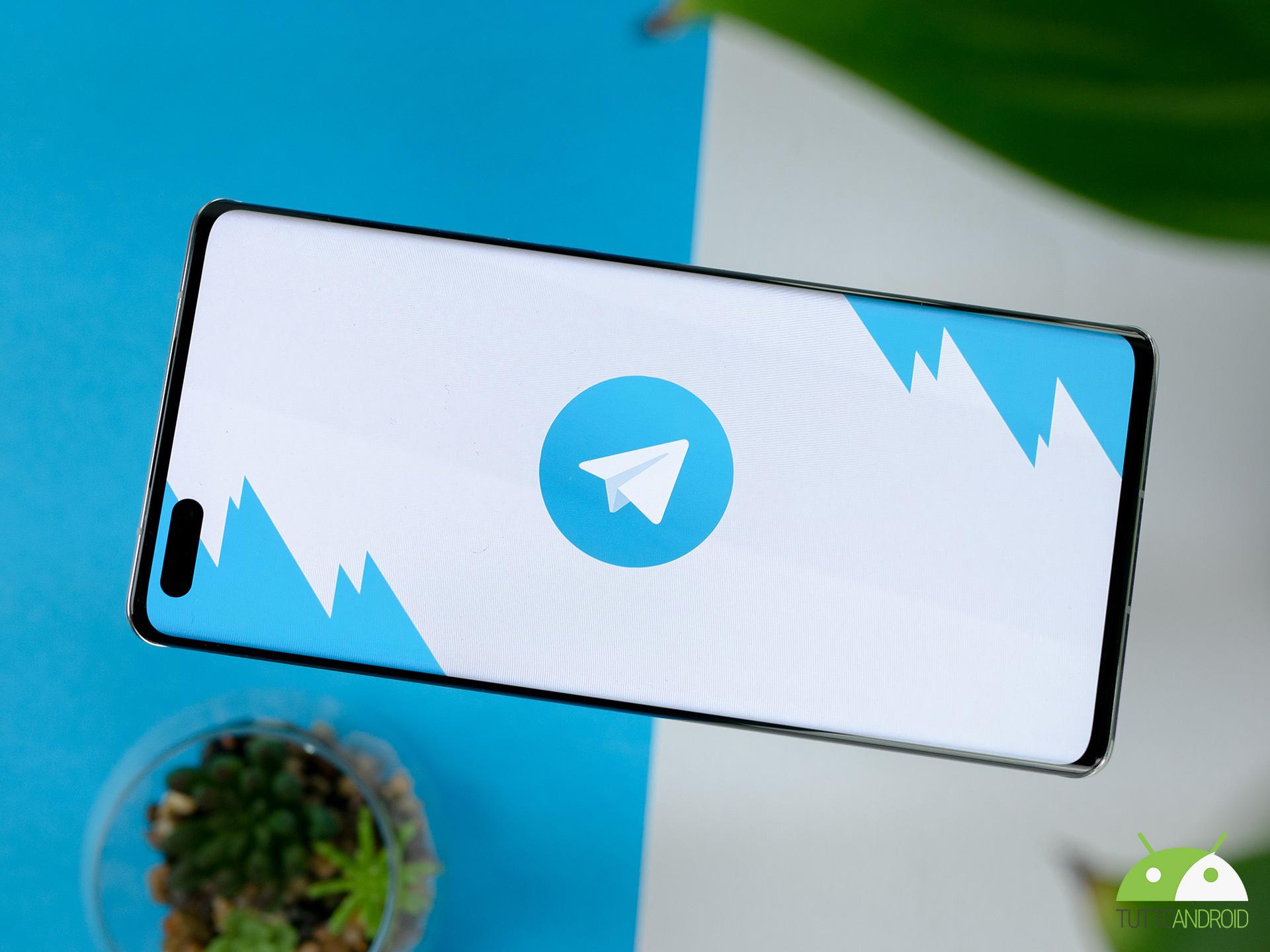 Novità per Telegram: sono in arrivo le  …