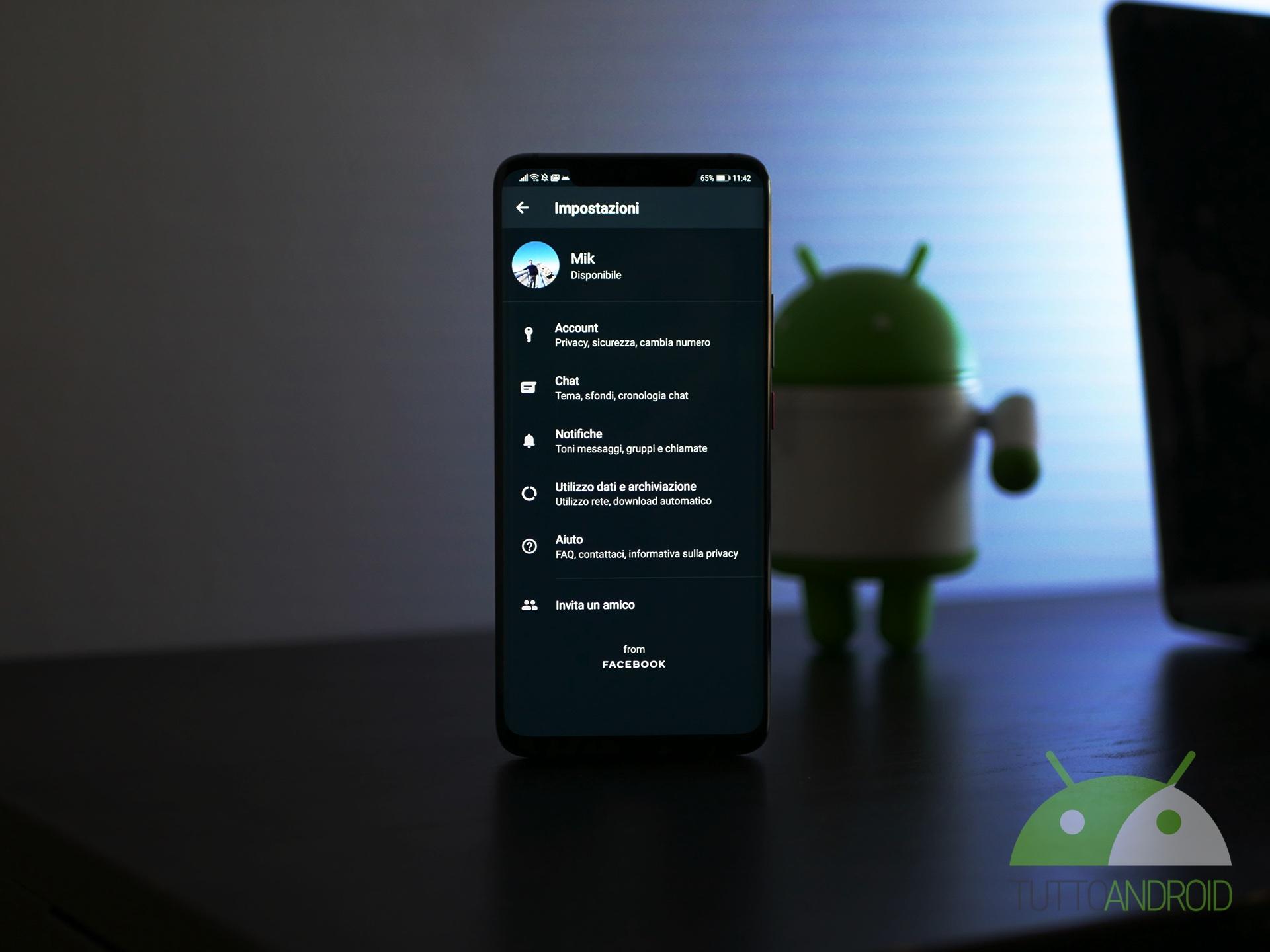 WhatsApp Beta si aggiorna ancora con alcuni miglioramenti