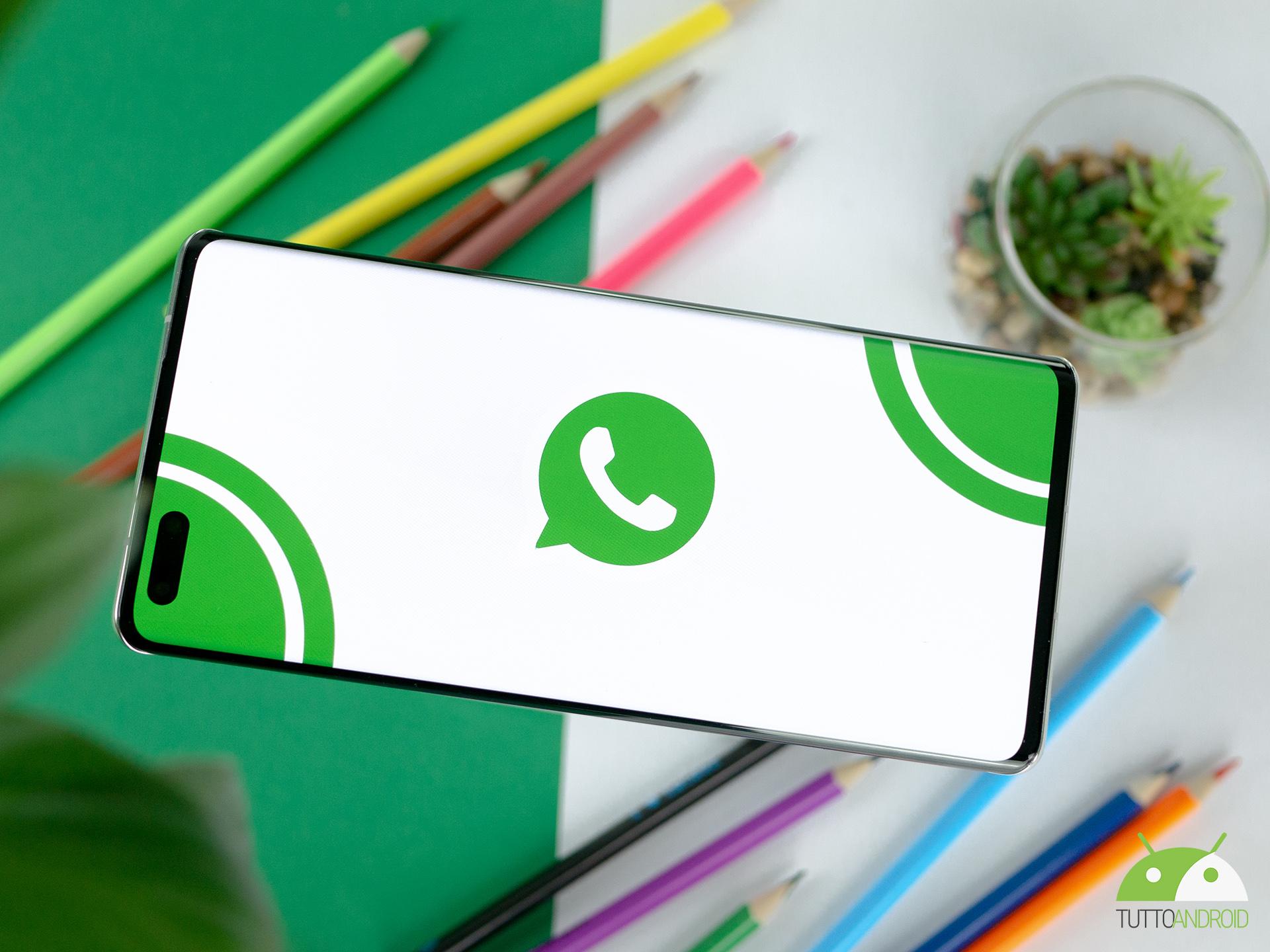 WhatsApp si aggiorna ancora in Beta e introduce una feature attesa da tanti