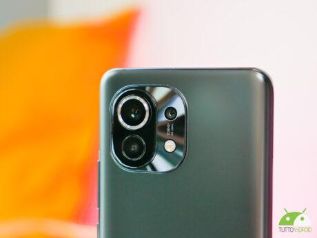 Xiaomi mi11 5g camera